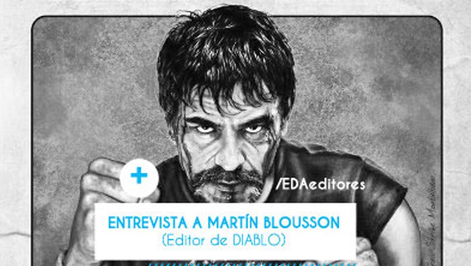 Entrevista a Martín Blousson