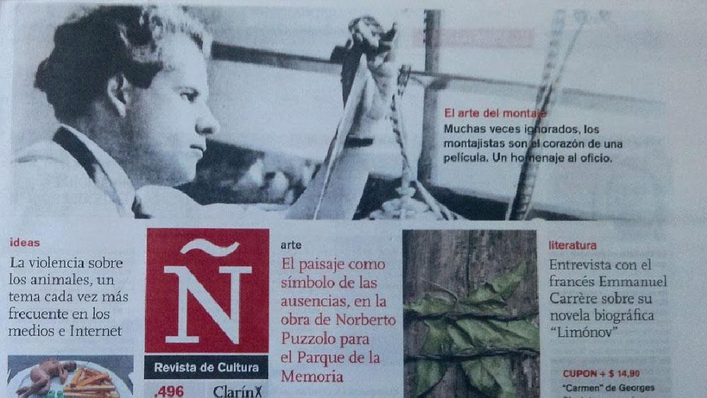 EDA en Revista Ñ
