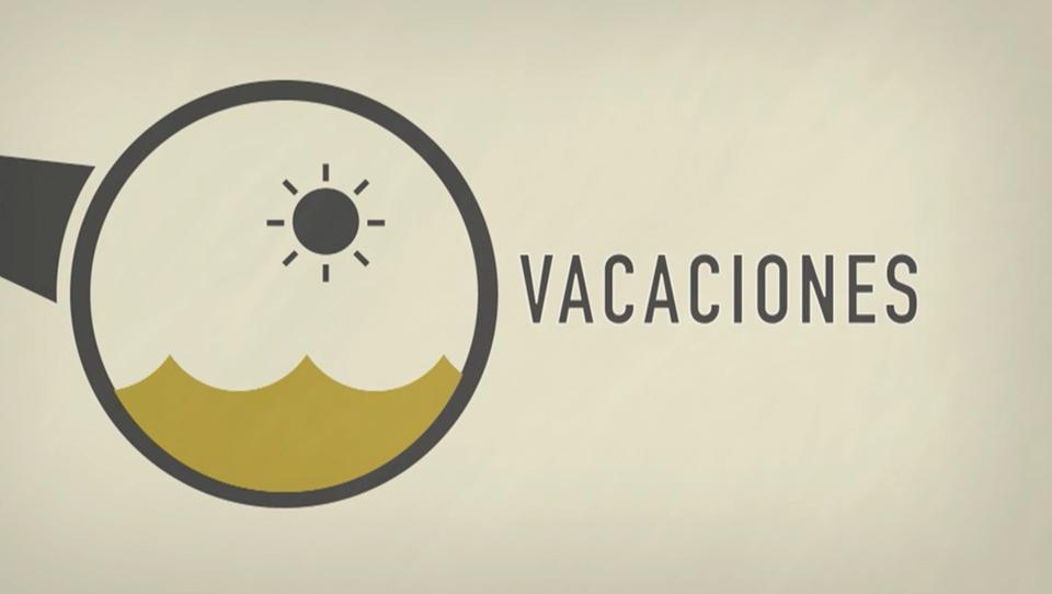 Como calcular tus vacaciones. Sueldos TV.