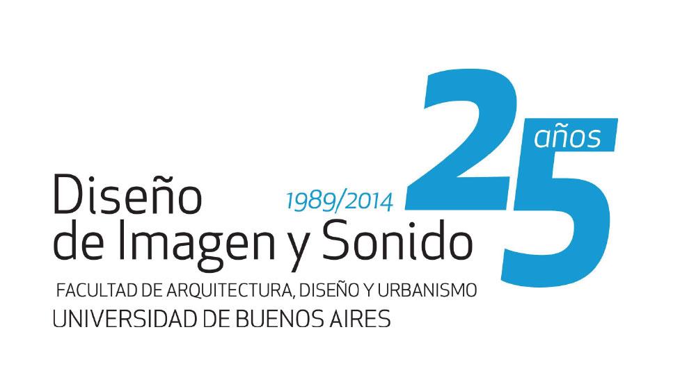 25 años de Diseño de Imagen y Sonido