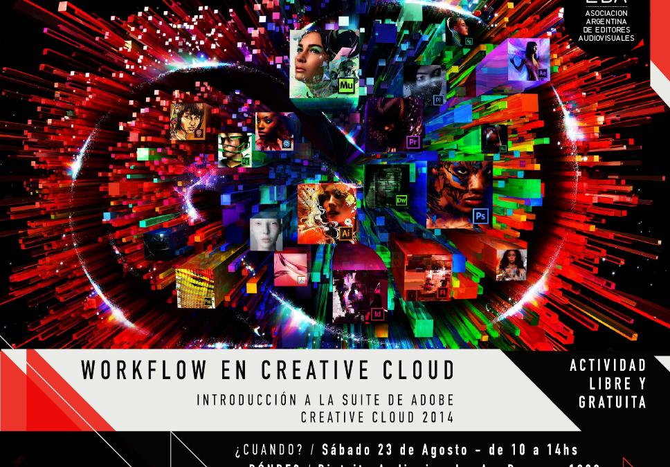 Workflow en Creative Cloud 2014