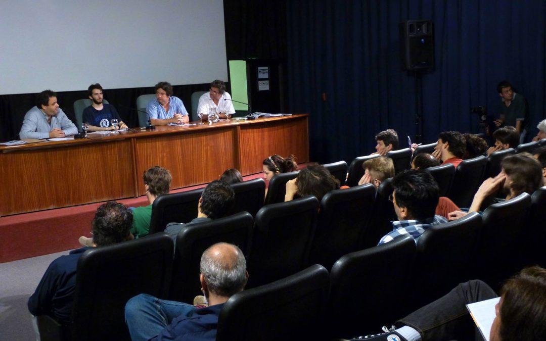 EDA participó en las Jornadas de Reflexión para el Cine Documental