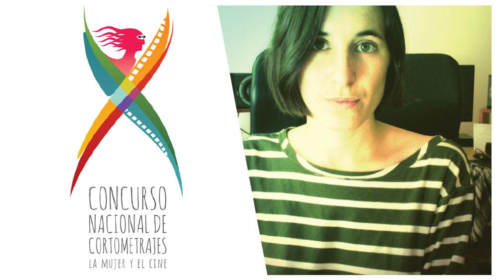 Iara Rodriguez Vilardebó (EDA) ganó el premio a «Mejor Montaje» ||Concurso Nacional de Cortometrajes La Mujer y El Cine 2015