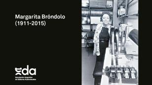 Homenaje a Margarita Brondolo: la dama del celuloide