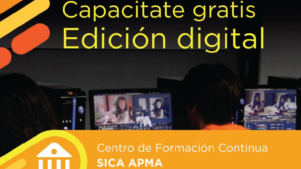 Cursos gratuitos de Premiere Pro y Avid Media Composer en el CFP del SICA