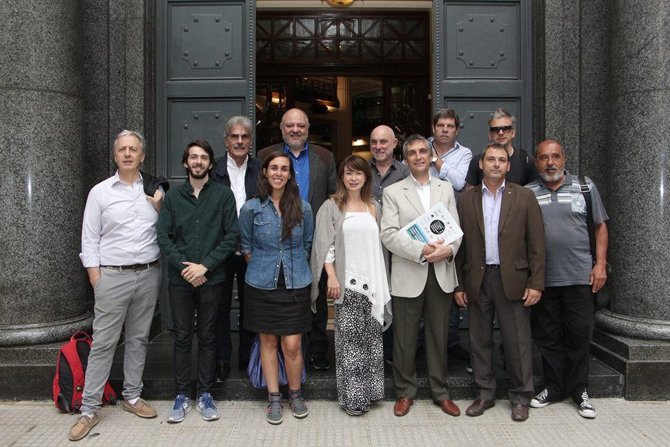 La Multisectorial Audiovisual en importante reunión con el Presidente del INCAA