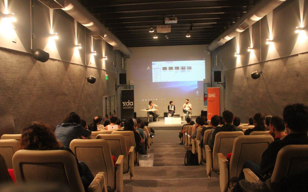 [19] BAFICI: Se realizó la charla «Cine en series. Influencia del cine en series de TV actuales y el rol del editor»