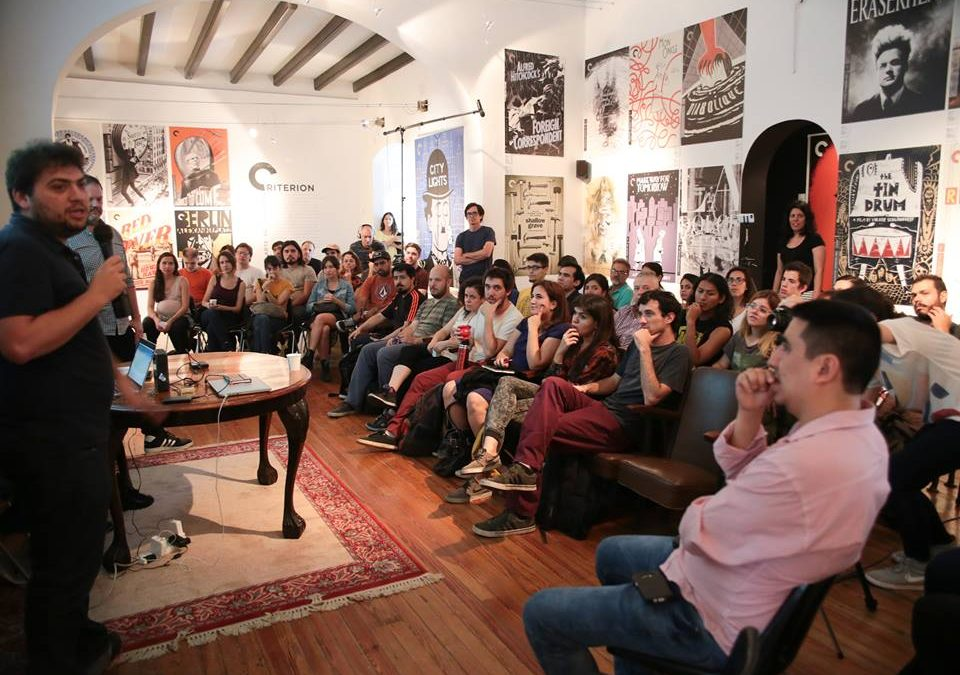 Video: Charlas ASA-EDA sobre colaboración entre edición y sonido