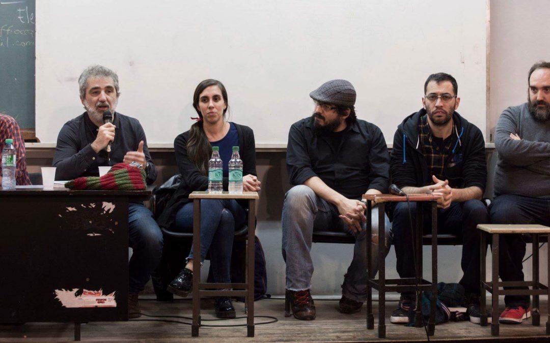 EDA participó en la Bienal FADU