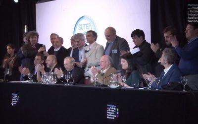 Culminó con éxito el 2° Congreso Multisectorial Audiovisual