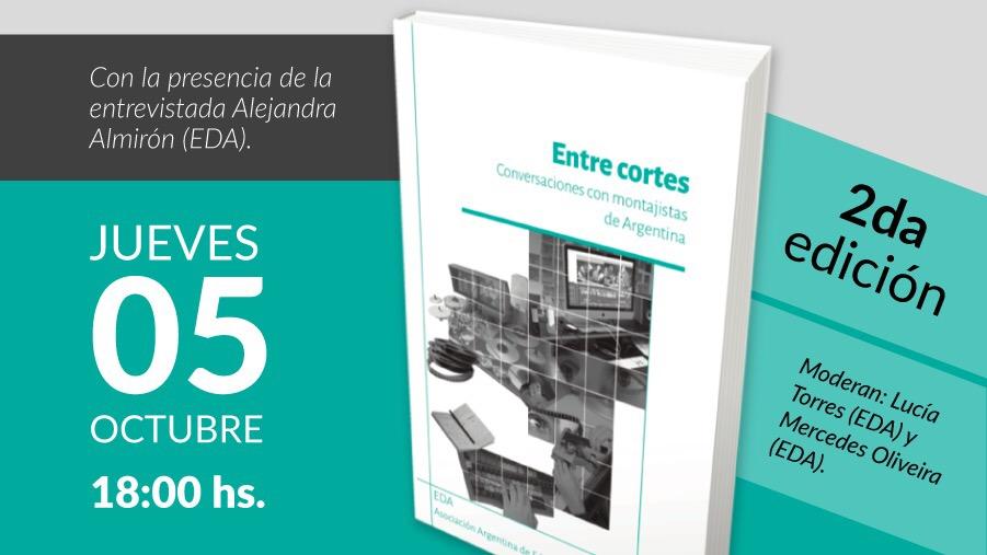 """Presentación en Córdoba del libro """"Entre cortes"""""""