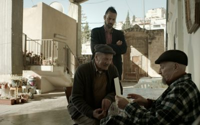 "[32] MDQ: Nominados a Mejor Montaje – ""Wajib"" (Palestina) por Jacques Comets"