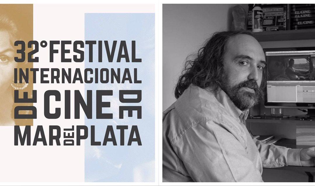 """Charla """"El rol del montajista en un film"""" en el Festival de Mar del Plata"""