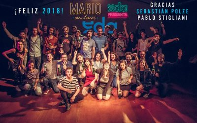 EDA PRESENTA 25 – Mario on Tour