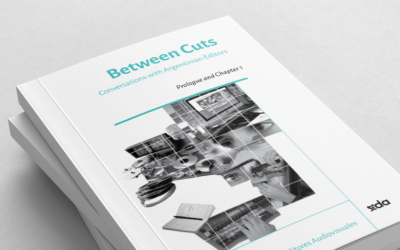 Book: Between cuts. Conversations with Argentinian Editors.