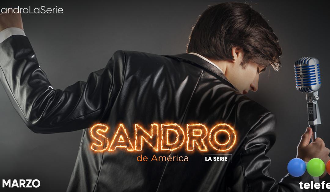«SANDRO DE AMERICA, LA SERIE» por Luis barros (SAE/EDA) y Anabela Lattanzio (EDA)