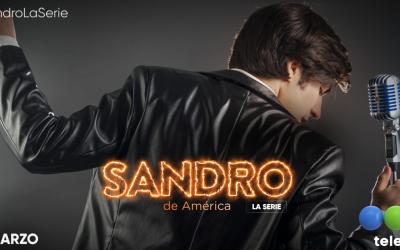 """SANDRO DE AMERICA, LA SERIE"" por Luis barros (SAE/EDA) y Anabela Lattanzio (EDA)"
