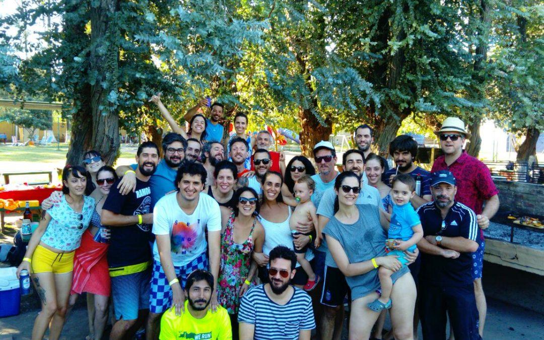 Se realizó el 2do encuentro «Editores al sol» en Moreno